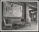 Interior of Neiman Marcus designed by T.H. Robsjohn-Gibbings