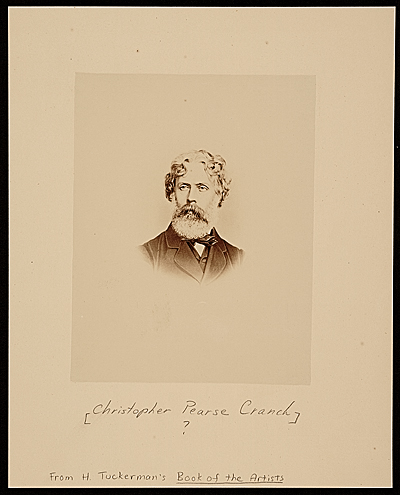 Christopher Pearse Cranch