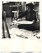 Esther Rolick drawing