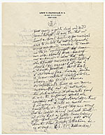 [Louis M. (Louis Michel) Eilshemius to Edward Wales Root. page 3]