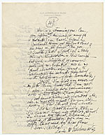 [Louis M. (Louis Michel) Eilshemius to Edward Wales Root. page 4]