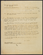 Transcript of Hitler's orders to the Rosenberg Taskforce to seize cultural goods of value, translated from German to English
