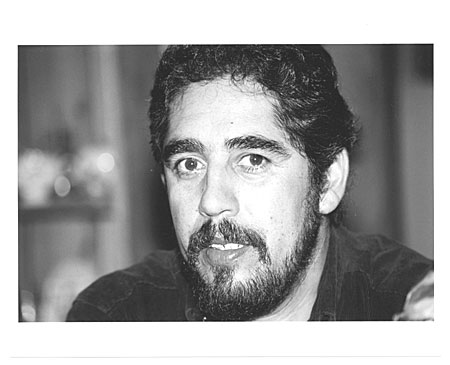 Margarito Mondragon head shot