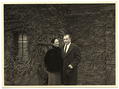 Aline and Eero Saarinen