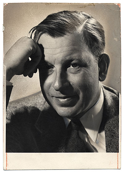 [Portrait of Eero Saarinen]