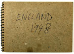 [England 1948 cover back ]