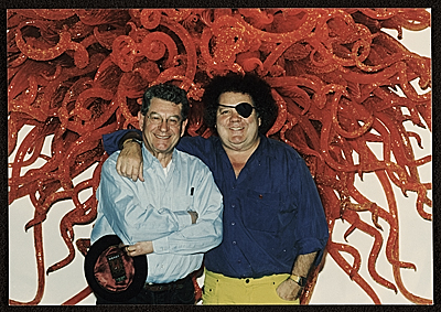 Italo Scanga and Dale Chihuly