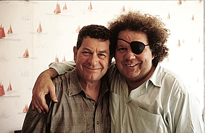 [Italo Scanga and Dale Chihuly]