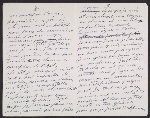 [Alberto Giacometti letter to Peter Selz 1]