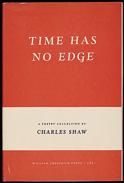 [Time has no edge by Charles Green Shaw]