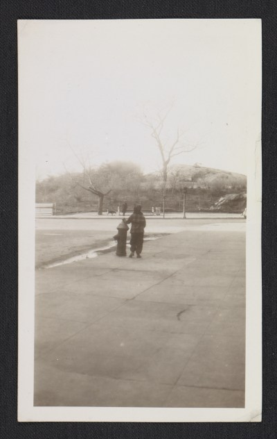 [West 83rd Street, New York]