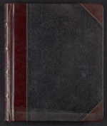 [Charles Green Shaw diary cover 1]