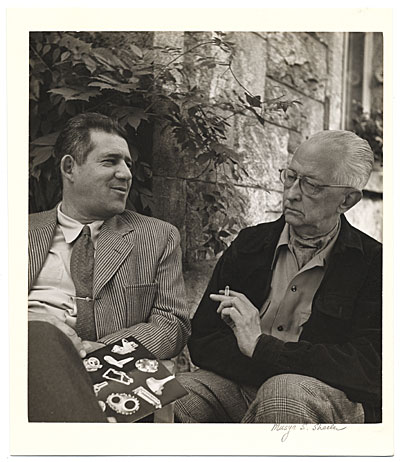 Charles Sheeler and Bill Lane