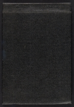 Charles Sheeler notebook with addresses and recipes