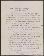 Edward Weston letter to Charles Sheeler and family