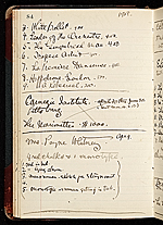 [Everett Shinn account book page 2]