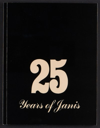 [25 Years of Janis]