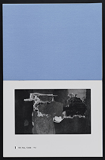 [Sidney Janis Gallery exhibition catalog for New Paintings and Collages by Robert Motherwell pages 3]