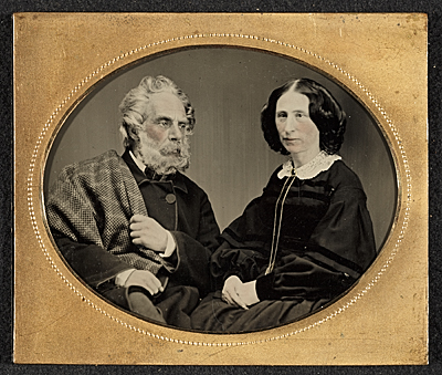 [Unidentified couple]