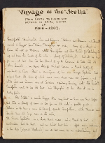 [Joseph Lindon Smith diary of travel in Egypt page 2]