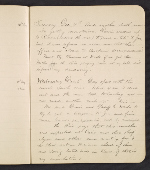 [Joseph Lindon Smith diary of travel in Egypt page 9]