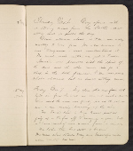 [Joseph Lindon Smith diary of travel in Egypt page 10]