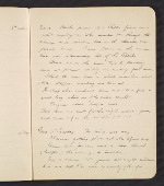 [Joseph Lindon Smith diary of travel in Egypt page 12]