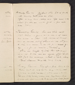 [Joseph Lindon Smith diary of travel in Egypt page 13]
