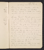 [Joseph Lindon Smith diary of travel in Egypt page 14]