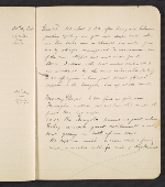 [Joseph Lindon Smith diary of travel in Egypt page 22]