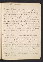 [Joseph Lindon Smith diary of travel in Egypt page 30]