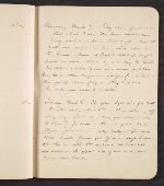 [Joseph Lindon Smith diary of travel in Egypt page 34]