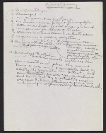 [Leon Polk Smith notes on what makes a good or bad gallery page ]