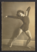 Ida Soyer dancing