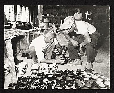 Japanese potters