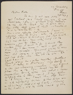 Marsden Hartley, Bangor, Me. letter to Helen Stein, East Gloucester, Mass.