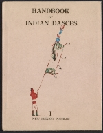 Indian ceremonial dances in the Southwest, a block-book