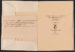 [Indian ceremonial dances in the Southwest, a block-book inside 2]