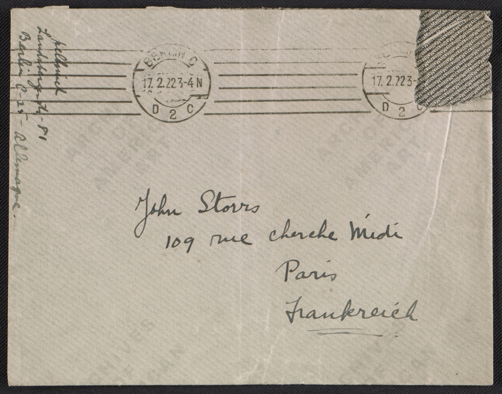 Image for envelope 3