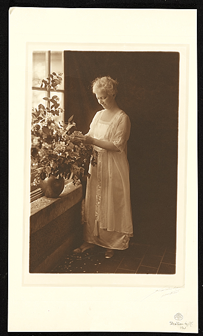Mary Chase Stratton photograph