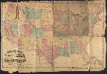 Maps of US, 1864
