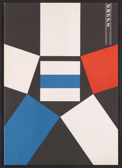 [Ladislav Sutnar graphic designs for Carr's Department Store]