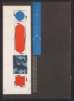 [Ladislav Sutnar graphic designs for Carr's Department Store cover back ]