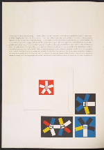 [Ladislav Sutnar graphic designs for Carr's Department Store page 1]