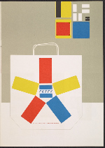 [Ladislav Sutnar graphic designs for Carr's Department Store page 2]