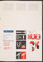 [Ladislav Sutnar graphic designs for Carr's Department Store page 4]