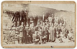[Bishop Benjamin Tanner and others at Pike's Peak Railway ]