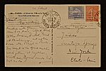 [Aaron Copeland, Paris, France postcard to Prentiss Taylor, Saratoga Springs, N.Y. 1]