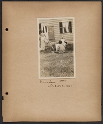 [Prentiss Taylor photograph album of friends and family 1]
