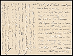 [Abbott Handerson Thayer letter to Emma Beach 1]
